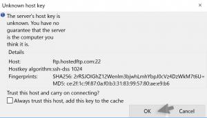 Host Key